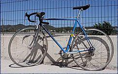 Una bicicleta como nueva!
